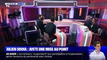 Julien Odoul: la réplique virale d'un élu PS - 20/11