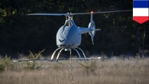 Airbus' VSR700 conducts first flight in France