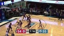 Jordan Bone Posts 13 assists & 10 rebounds vs. Westchester Knicks