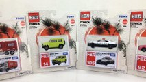 TOMICA USA Wave 3 Top Picks at Walmart (Nissan GT-R Police Car and TOMICA Delivery Truck Die-casts)