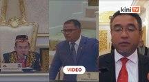 Speaker dan ADUN  Melaka minta maaf, tapi tiada cium pipi