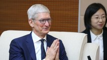 Apple CEO Tim Cook Talks About Internet Privacy