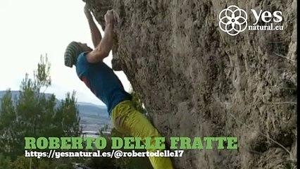 Video escalada por Roberto Delle Fratte