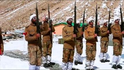 Ye Ghazi Ye Tere Pur Asrar Banday    Junaid Jamshed (ISPR Official Video)
