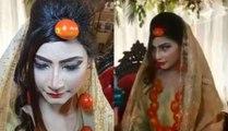 ദേഹം മുഴുവന് തക്കാളി അണിഞ്ഞ് വന്ന കല്ല്യാണപ്പെണ്ണ്   Oneindia Malayalam