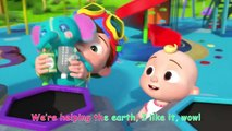 Yes Yes Save the Earth Song - CoCoMelon Nursery Rhymes & Kids Songs
