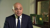 Sajid Javid sets out Tories' National Insurance policy