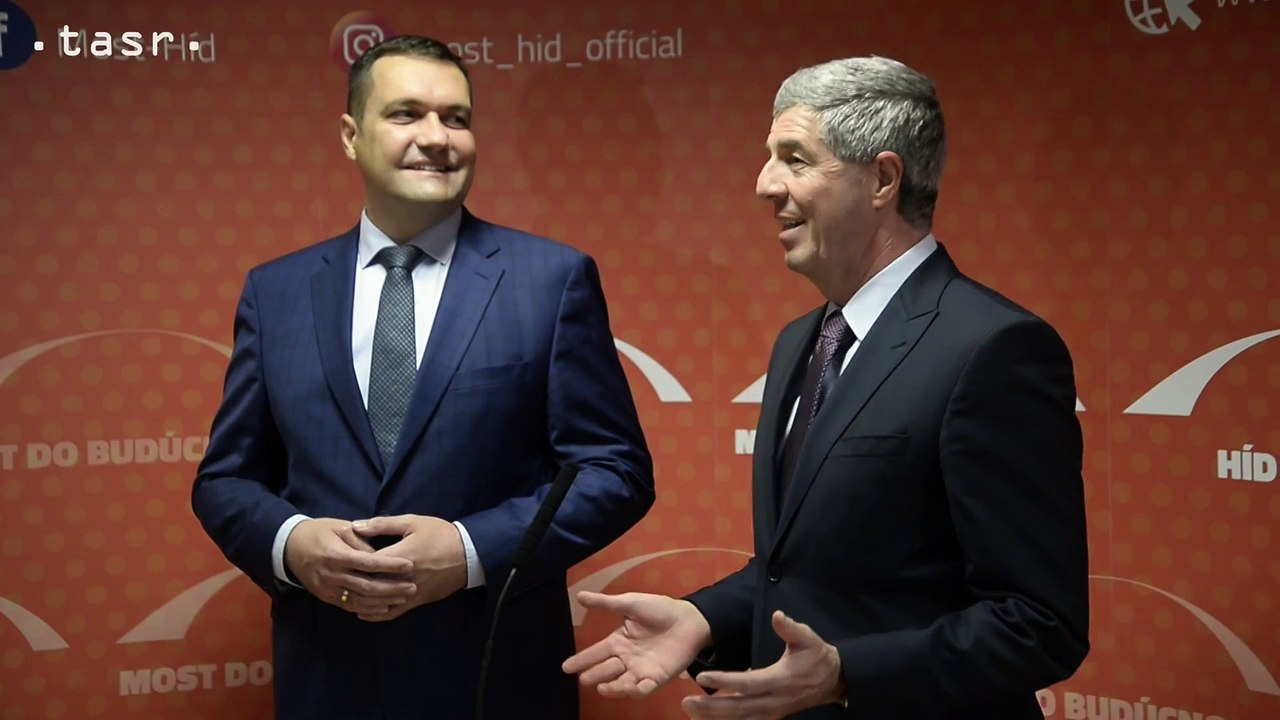 Most-Híd: B. Bugár: Lídrom kandidátky bude definitívne Árpád Érsek