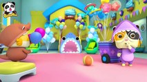 Swimming Song - Bath Song, Playground Song, Colors Song - Kids Songs - Kids Cartoon - BabyBus