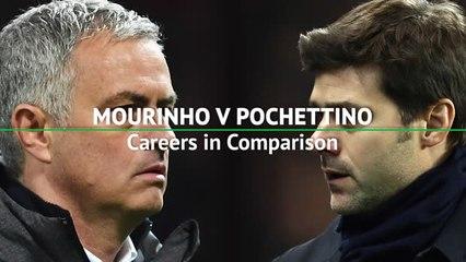 Mourinho v Pochettino - A head-to-head comparison