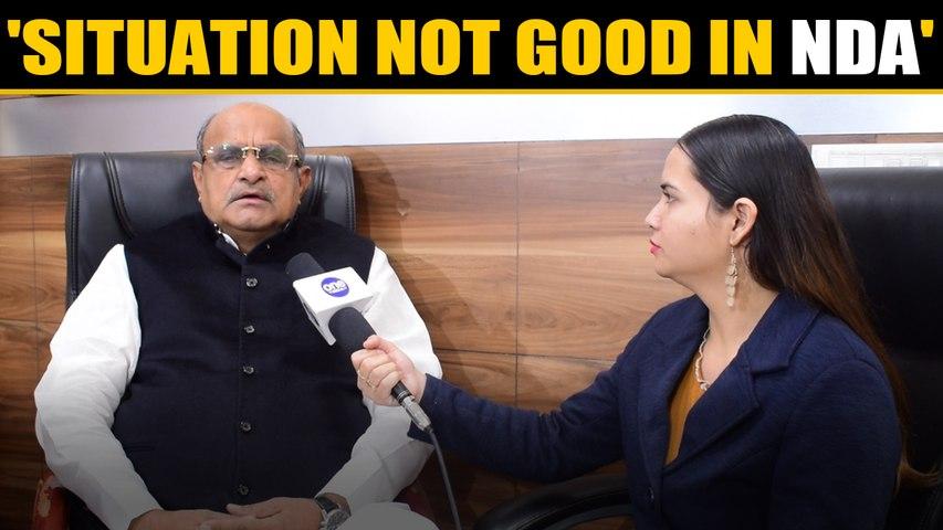 KC Tyagi speaks up on ally trouble in NDA   Oneindia News