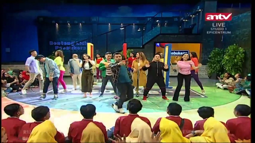Ayu Ting-Ting Nangis Dikerjain! - Pesbukers - ANTV Eps 51 29 April 2019 Part 3