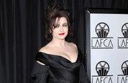 Helena Bonham Carter says Colin Firth talks too much