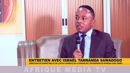 ENTRETIEN AVEC ISMAËL TANNAMDA SAWADOGO : BURKINA FASO: LA MAISON DE L'ENTREPRISE SOUHAITE POURSUIVRE LA MISE À NIVEAU DES PME AVEC ITFC