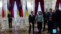 Ambassador Sondland says US President directed Ukraine pressure