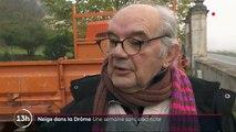 Drôme-Ardèche : des milliers de foyers encore privés d'électricité après la neige