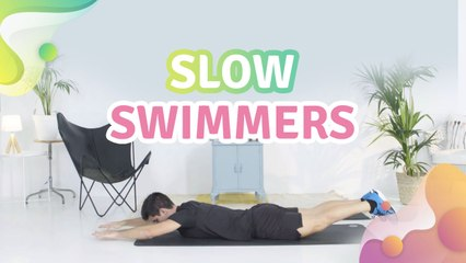 Slow swimmers - Step to Health