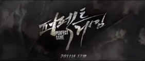 PERFECT GAME (2011) Trailer VO - KOREAN