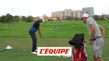 Benjamin Hébert, une bonne entame - Golf - Tour européen