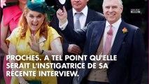 Prince Andrew : Sarah Ferguson derrière son interview catastrophique ?