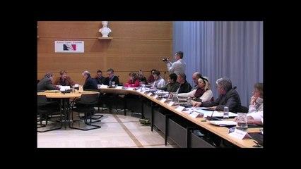 Vidéo du Conseil municipal du 18/11/2019 (partie 1/3)