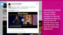 Tomer Sisley : sa réaction aux accusations de plagiat de CopyComic