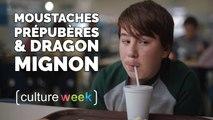 Culture Week by Culture Pub - Moustaches prépubères & dragon mignon