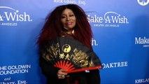 Chaka Khan 2019 Wish Gala Red Carpet Fashion
