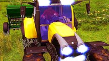 Farmer's Dynasty Bande Annonce (2019) PS4 / Xbox One / Switch / PC