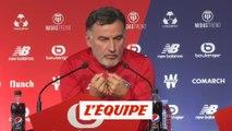 Galtier «Mourinho ? Chacun a sa manière de faire les choses» - Foot - L1 - Lille