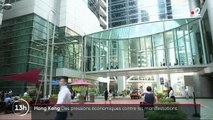 Hong Kong : Pékin met la pression sur les entreprises pour éteindre la contestation