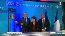 Privatisation : la Française des jeux fait ses premiers pas en bourse