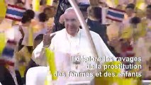 A Bangkok, le pape François dénonce les ravages de la prostitution