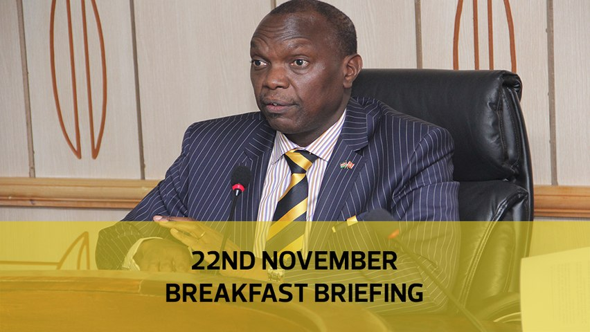 Presidential loser's soft landing | Billions lost in devolution switch | Widow's exhumation request: Your Breakfast Briefing