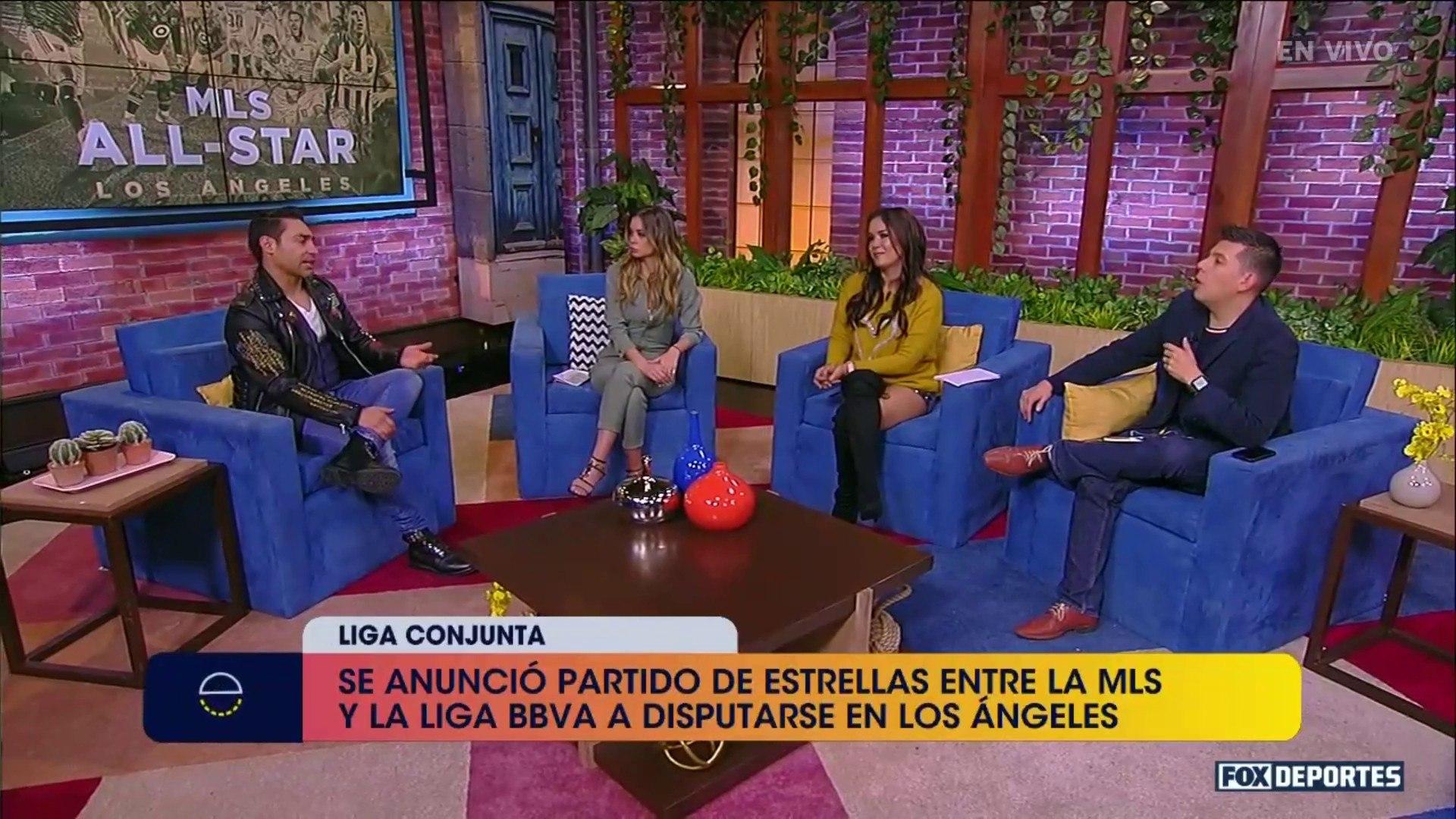 Agenda FS: ¿Es buena idea juntar la Liga MX con la MLS?