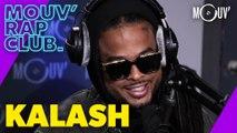 """KALASH : """"Un featuring avec Offset est en cours"""""""