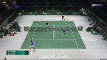 Coupe Davis - Herbert et Mahut ont sauvé l'honneur