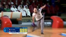 Dom Barrett v Mitch Hupe - Highlights - 13th Kuwait International Open Stepladder 3 v 2