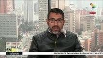 Temas del Día: Chile: paro nacional de trabajadores públicos