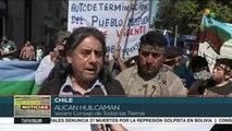 teleSUR Noticias: Bolivia: represión policial en Senkata