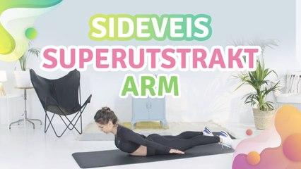 Sideveis superutstrakt arm -  Veien til Helse