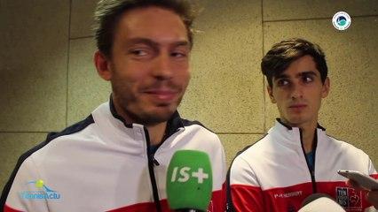 """Le message de Nicolas Mahut de Madrid : """"Si j'ai récupéré, j'essaierai de leur donner un petit coup de main au TC Paris"""" - #GoTCP"""