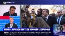 Emmanuel Macron à Amiens: deux jours pour renouer le dialogue (2/2) - 21/11