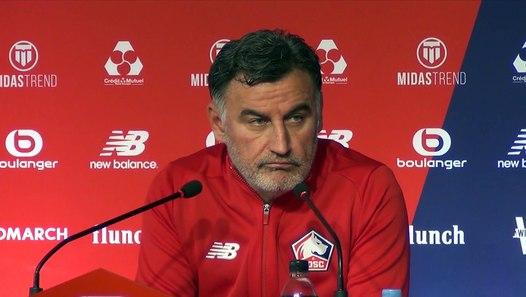 Lille : Christophe Galtier enrage contre José Mourinho