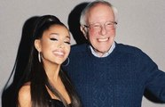 Ariana Grande Is a Bernie Sanders Stan Now, and the Memes Are Everything