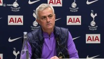 Jose Mourinho pays tribute to Mauricio Pochettino
