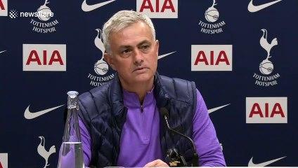 Jose Mourinho pays tribute to Mauricio Pochettino