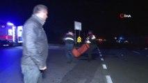 Sakarya'da feci kaza: 1 ölü 4 yaralı
