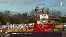 Vendée : un projet de port de plaisance fait polémique