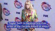 Taylor Swift Lands Major Award